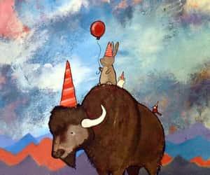 art, birthday gift, and etsy image
