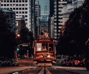 city, picture, and san fransisco image