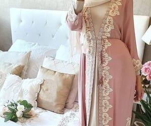 kaftan dress image