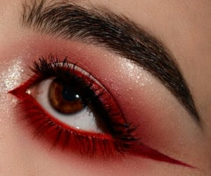 aesthetic, eyeliner, and temperature image
