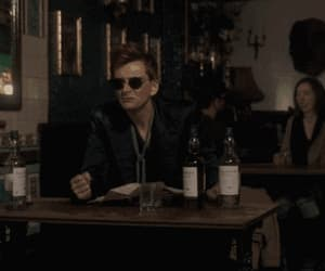 crowley, david tennant, and gif image
