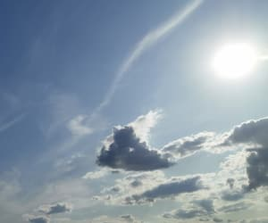 beautiful, god, and clouds image