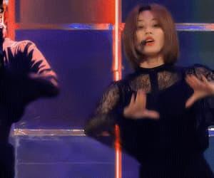 dance, JYP, and female idol image