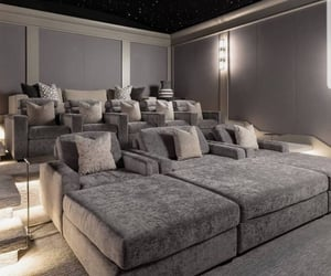house and home cinema image