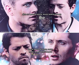 aesthetic, quote, and supernatural image