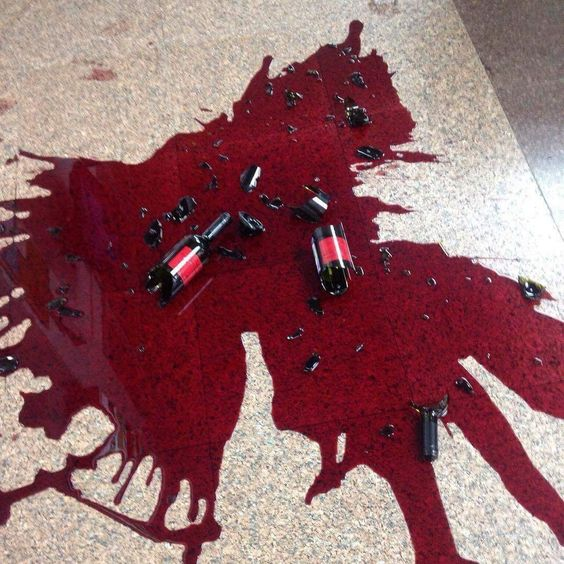 aesthetic, red, and wine image