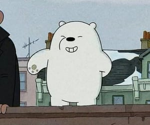 bears, cute, and we bare bears image