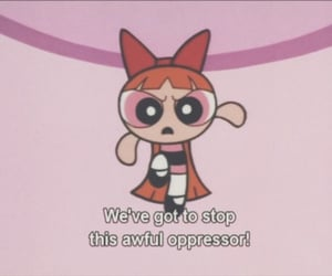 pink, powerpuff girls, and aesthetic image