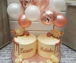 fiesta, pastel, and pasteles image