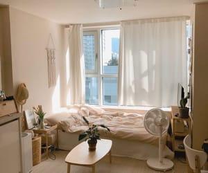 interior, decor, and bedroom image