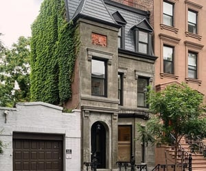 apartment, Brooklyn, and brownstone image