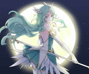 lol, league of legends, and star guardian image