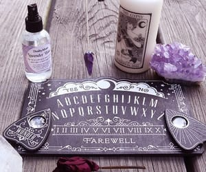 crystal and witchcraft image