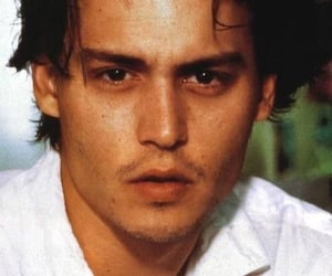 johnny depp, actor, and 90s image