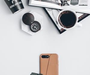 planer phone coffee image