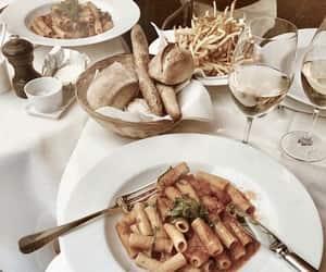 food, fries, and italy image