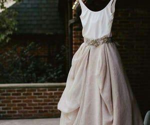 beautiful, glitter, and dress image