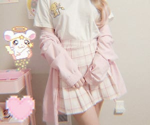 angelic, clothes, and fashion image