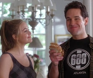 Clueless, movie, and couple image
