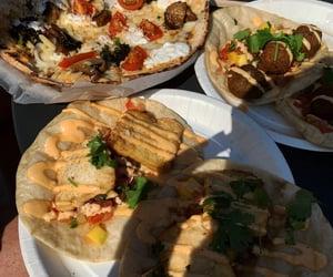 falafel, tacos, and junkfood image