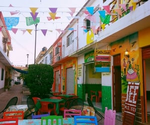 colors, yucatan, and mexicans image