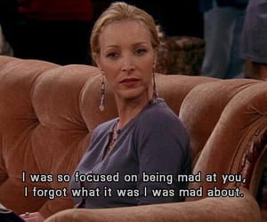 friends, funny, and mad image