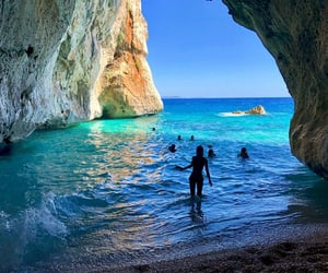 amazing, beach, and blue image