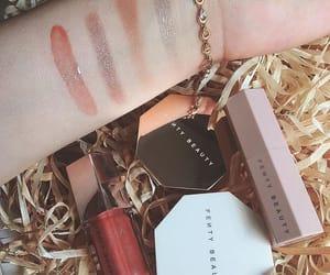 bronze, makeup, and glow image