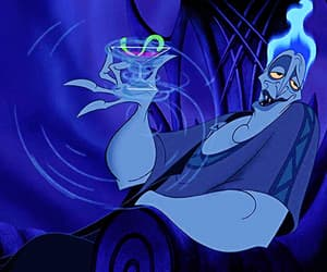 aladdin, disney, and hades image