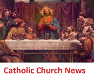 catholic news service, catholic newsletter, and true catholics image