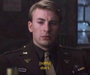 captain america, reaction, and chris evans image