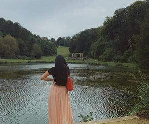 amazing, lake, and nature image