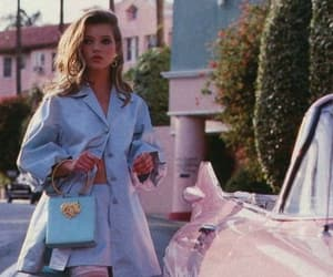 vintage, kate moss, and pink image