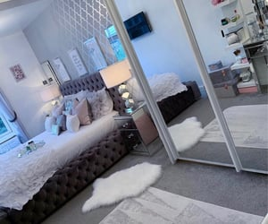 beauty, home, and bedroom image
