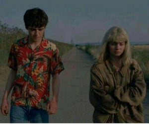 @The end of the f***ing wold
