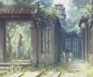 anime, chinese, and ona image