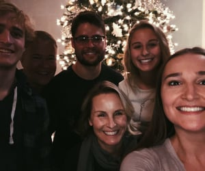 chirstmas, family, and cute image
