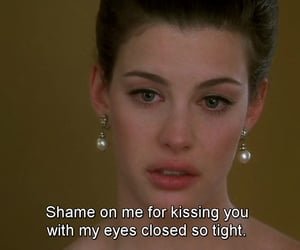 sad, kiss, and shame image