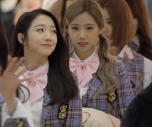 kpop, mei qi, and yeoreum image