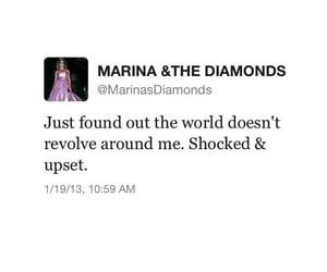 marina and the diamonds and tweet image