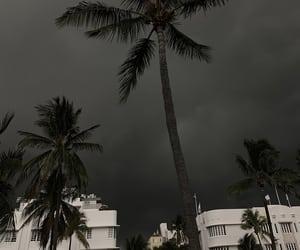aesthetic, dark, and dark sky image