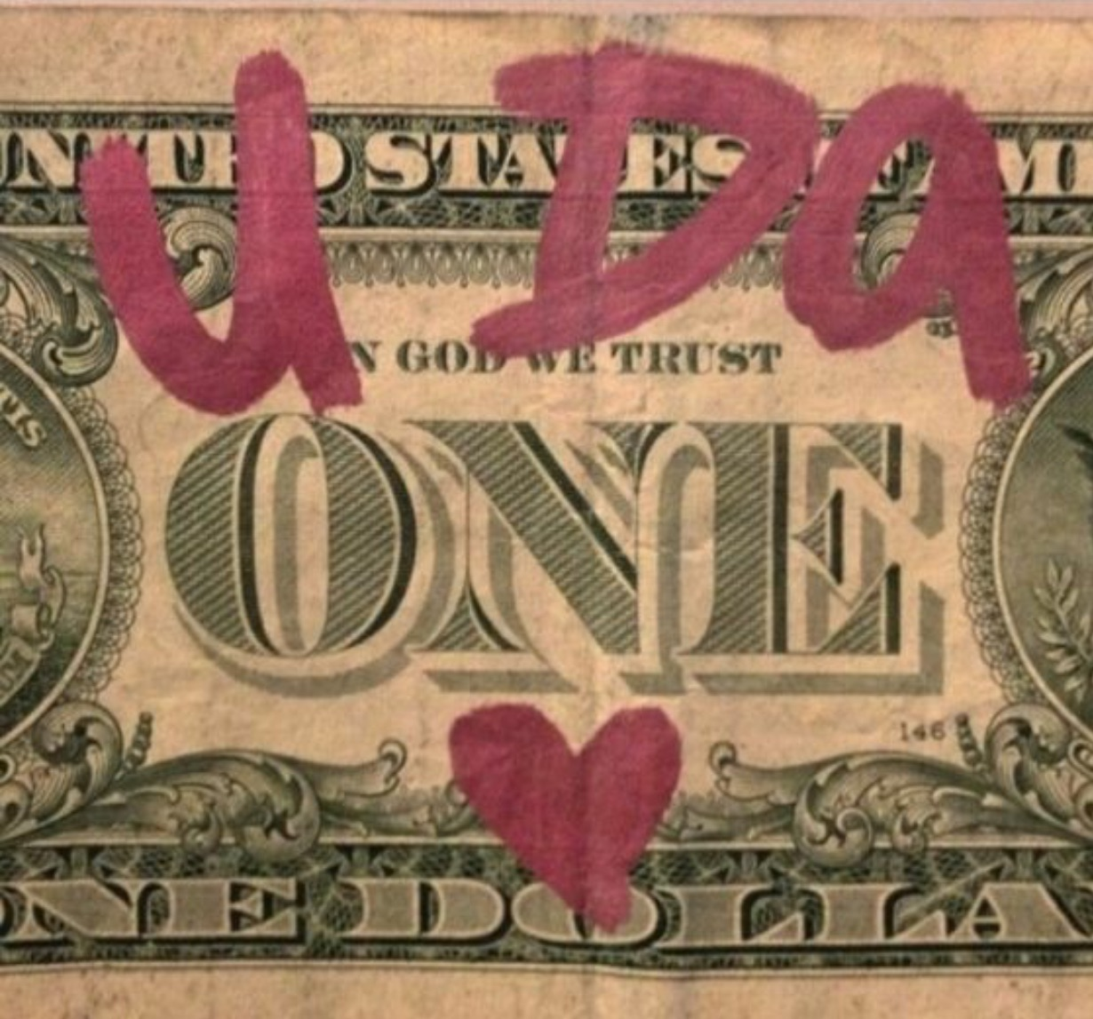 money, aesthetic, and pink image