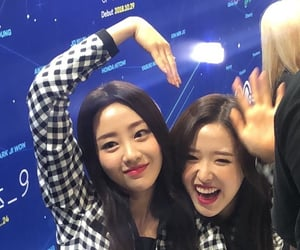 yves, best girls, and loona image