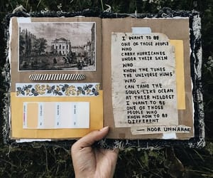 journal and art journal image