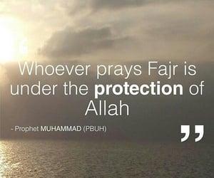 islam, allah, and prayer image