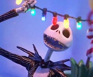 christmas, Halloween, and jack image