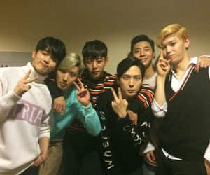 asian, group, and korean image