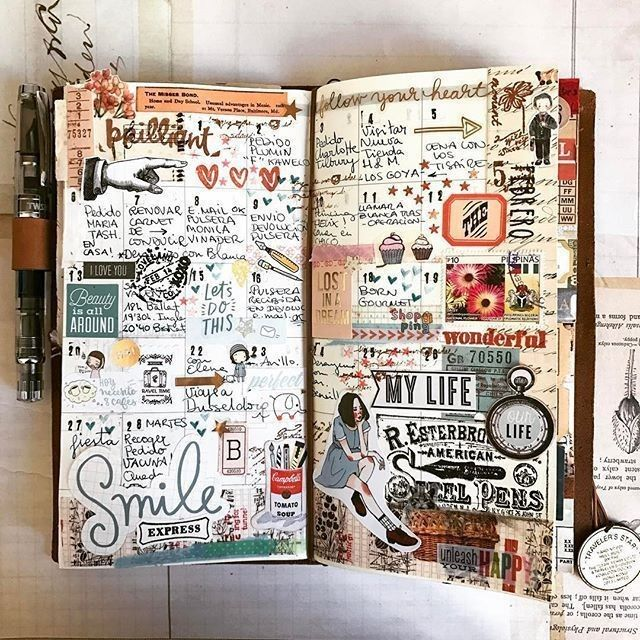 arte, diario, and cuadernos image