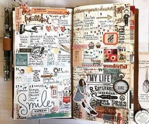 arte, notebook, and cuadernos image