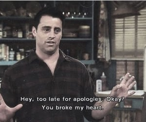 friends, Joey, and quotes image